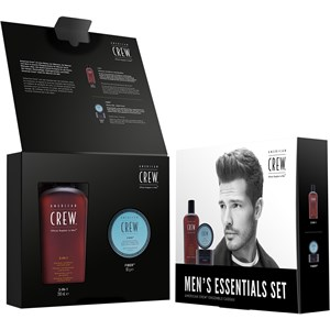American Crew - Hair & Scalp - Fiber Set