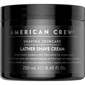 American Crew - Shave - Lather Shave Cream
