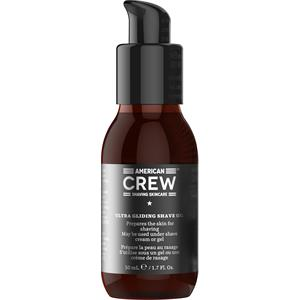 American Crew - Shave - Ultra Gliding Shave Oil