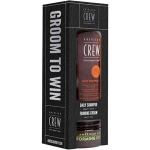 American Crew - Styling - Groom To Win Set