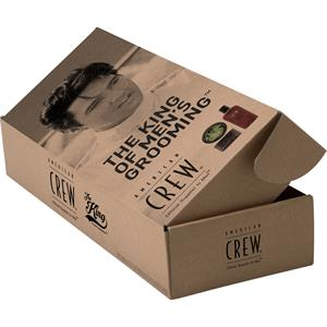 American Crew - Styling - The King Of Men's Grooming Set