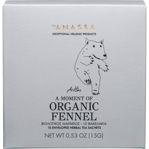 Anassa Organics - Beutel - Organic Fennel