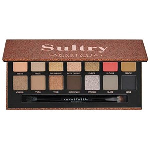 Anastasia Beverly Hills - Eye Shadow - Sultry Eyeshadow Palette