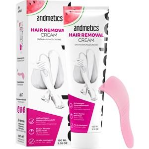 Andmetics - Hautpflege - Hair Removal Cream