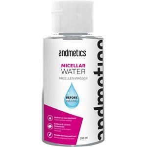 Andmetics - Hautpflege - Micellar Water
