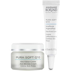 Annemarie Börlind Gesichtspflege Beauty Specials Hautpflege-Duo SetGeschenkset Anti-Falten-Creme (Pura Soft Q10) 50 ml + Straffende Augenpflege 5 ml 1 Stk. 17422281