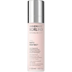 Annemarie Börlind Gesichtspflege Beauty Specials NatuPerfect Anti-Pigment & Brightening Fluid 50 ml