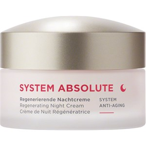 ANNEMARIE BÖRLIND - SYSTEM ABSOLUTE  - Anti-Aging Nachtcreme