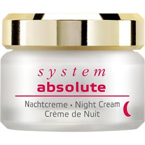 ANNEMARIE BÖRLIND - SYSTEM ABSOLUTE  - Nachtcreme