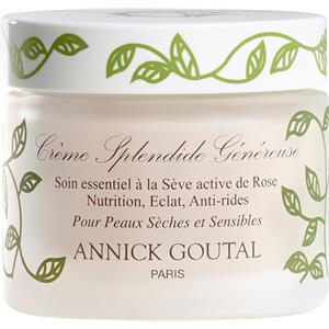 Goutal - Facial care - Crème Splendide Généreuse