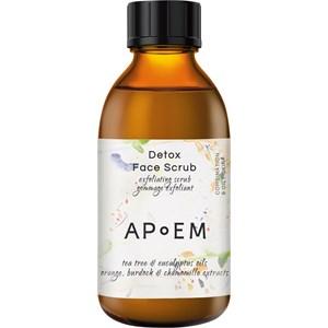 Apoem - Facial cleansing - Detox Face Scrub