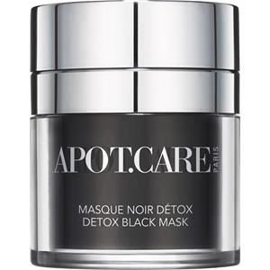 Apot.Care - Gesichtspflege - Detox Black Mask