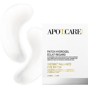 Apot.Care - Gesichtspflege - Instant Radiance Eye Patches