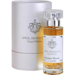 Image of April Aromatics Unisexdüfte Precious Woods Eau de Parfum Spray 30 ml