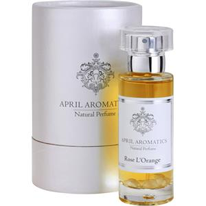 Image of April Aromatics Unisexdüfte Rose L´Orange Eau de Parfum Spray 30 ml