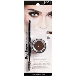 Ardell - Eyebrows - Brow Pomade Brsuh Dark Brown