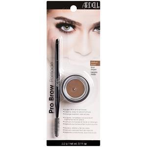 Ardell - Eyebrows - Brow Pomade Brush Medium Brown
