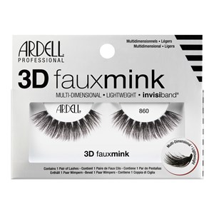 Ardell - Eyelashes - 3D Faux Mink 860