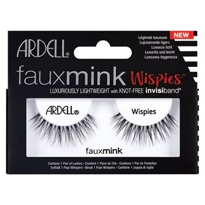 Ardell - Eyelashes - Faux Mink Wispies