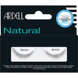 Ardell - Eyelashes - Invisibands Demure Black