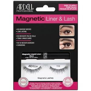 Ardell - Wimpern - Magnetic Lash & Liner 110