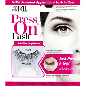 Ardell - Eyelashes - Press On Wispies