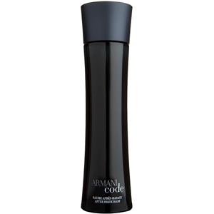 Armani Herrendüfte Code Homme After Shave Balm ...