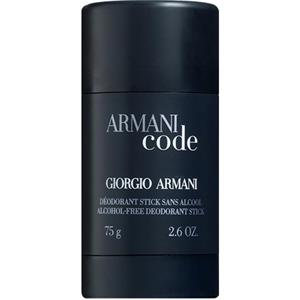code homme deodorant stick by armani parfumdreams. Black Bedroom Furniture Sets. Home Design Ideas
