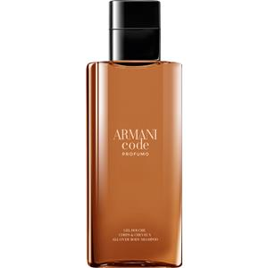 Code Homme All-Over Body Shampoo Profumo by Armani   parfumdreams f634ae8f230