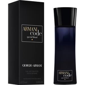 Armani - Code Homme - Special Blend Eau de Toilette Spray