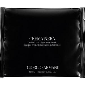 Armani - Crema Nera - Instant Reviving Cream Mask