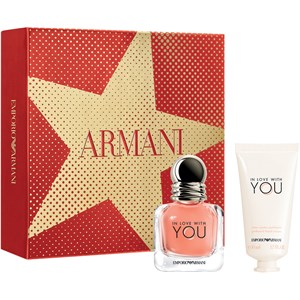 Armani - Emporio Armani - In Love With You Geschenkset