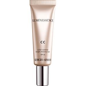 Armani - Pflege - Luminessence CC Bright Moisturizer