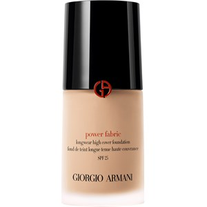 Armani - Complexion - Power Fabric Full Coverage Foundation