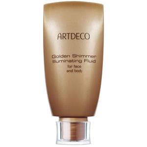 ARTDECO - Face - Golden Shimmer Illuminating Fluid