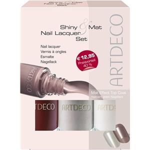 Artdeco - Nägel - Shiny & Mat Geschenkset