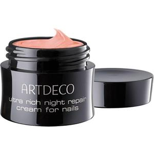 Artdeco - Nagelpflege - Ultra Rich Night Repair Cream