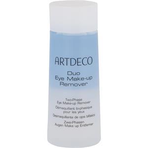 Artdeco - Reinigungsprodukte - Duo Eye Make-Up Remover