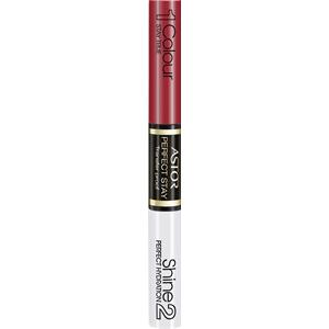 Astor - Lábios - Perfect Stay 16H Transfer Proof Lipstick