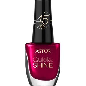 Astor - Nails - Quick & Shine Nail Polish