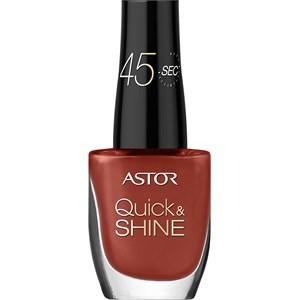 Astor - Nägel - Quick & Shine Nail Polish