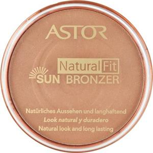 Astor - Complexion - Natural Fit Bronzing Powder
