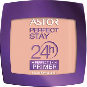 Astor Make-up Teint Perfect Stay 24hH Powder + Perfect Skin Primer Nr. 302 Deep Beige