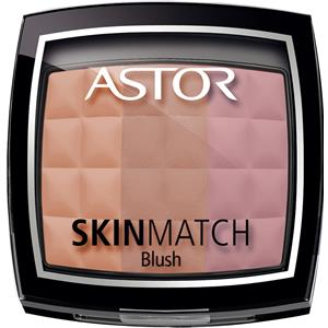 Astor - Complexion - Skin Match Trio Blush