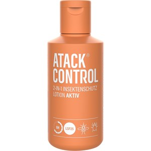 Atack Control - Insektenschutz - 2 In 1 Insektenschutz Lotion