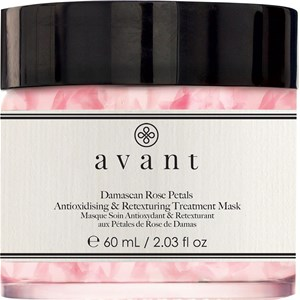 Avant - Age Protect + UV - Damascan Rose Petals Antioxidising & Retexturing Treatment Mask