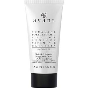 Avant - Age Protect + UV - Satin-Soft Imperial Polyglutamic Acid DUO Moisturiser