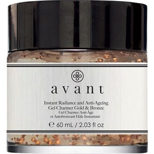 Avant - Age Radiance - Instant Radiance & Anti-Ageing Gel Charmer Gold & Bronze