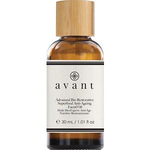 Avant - Bio Activ+ - Advanced Bio Restorative  Superfood Anti-Ageing Facial Oil