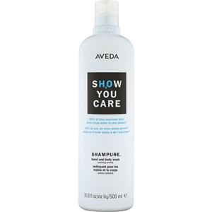 reinigen hand body cleanser shampure von aveda parfumdreams. Black Bedroom Furniture Sets. Home Design Ideas